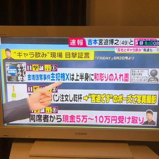 SONY BRAVIAソニーブラビア32型ハイビジョン液晶テレビH...