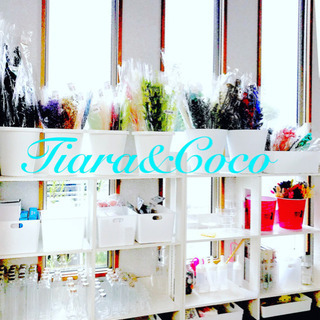 玉名市 ハーバリウム教室 Tiara&Coco