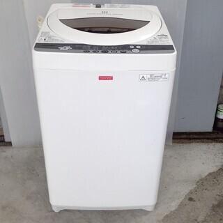 【稼働品】TOSHIBA 東芝 AW-50GKC 洗濯機 5.0k...