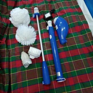 充電式  ラウンドポリッシャー 掃除 道具