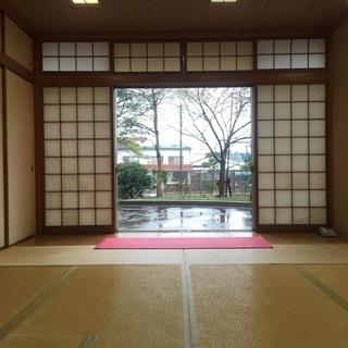 武山コミュニティセンターでヨガレッスン受けてみませんか?