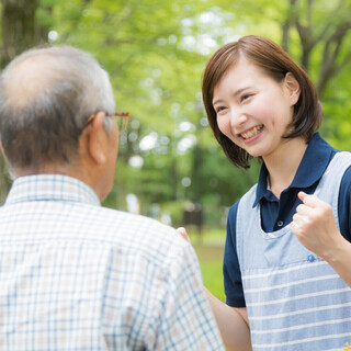 【介護老人福祉施設】介護職員 未経験でもOK