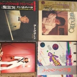 沢田研二 LPレコード