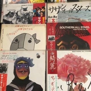 サザン LPレコード