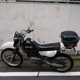 スズキジェベル  200cc