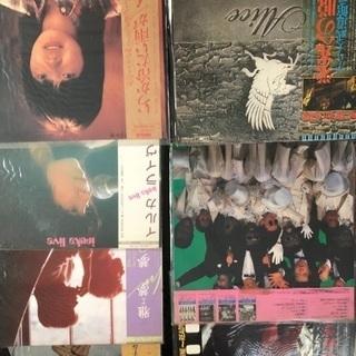 邦楽LPレコード各種