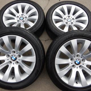 BMW 5シリーズ純正 17インチ E60セダン E61ツーリング...