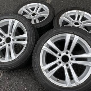 BMW 3、4シリーズ用 MAKビマー 17インチ ランフラットス...
