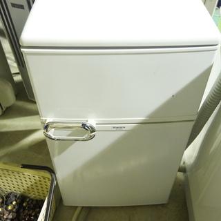 2010年製 ユーイング ノンフロン冷凍冷蔵庫