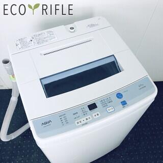 中古 洗濯機 アクア AQUA 全自動洗濯機 2016年製 6....