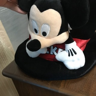 (値下げしました)ディズニー ミッキー 帽子 ハット