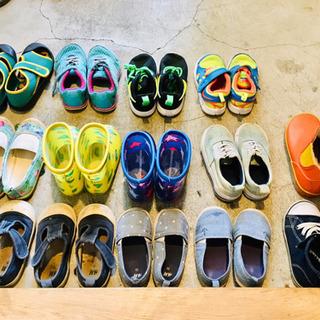 kids 靴 14cm- 17cm キッズ スニーカー (無料もあ...