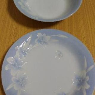 モリハナエのお皿