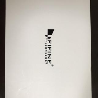 (超美品 訳あり)FIFINE k670 コンデンサーマイク US...