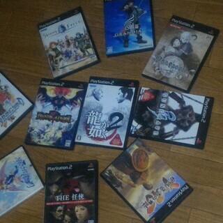 PS2 ソフト10本まとめて