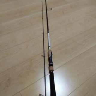 天龍 ロッド ルナキアマグナム LKM82M