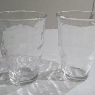 ガラスコップ4つセット