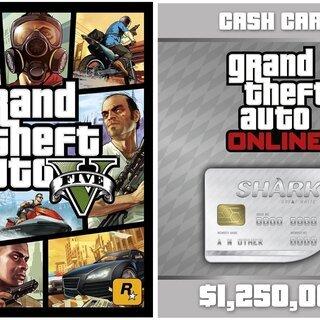 ★Grand Theft Auto V (日本語版) + Gre...