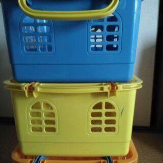 アイリスオーヤマ/キャスター付おもちゃ箱