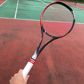 ソフトテニス仲間大大募集!