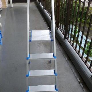 アルミ 4段 はしご 脚立