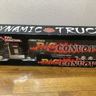 【新品】黒いトラックのラジコン