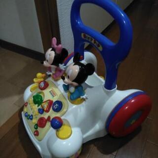 アイデス Disney あっちこっちメリーポップ 歩行器