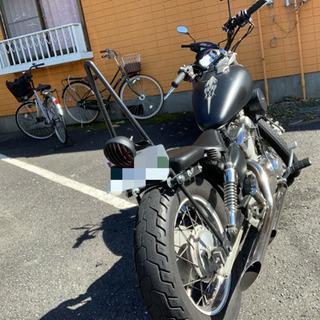 ヤマハビラーゴ250 XV250 アメリカンバイク おしゃれ カスタム