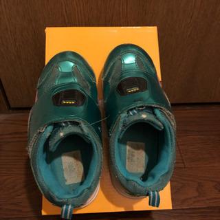 【取引中】子ども 靴 18cm