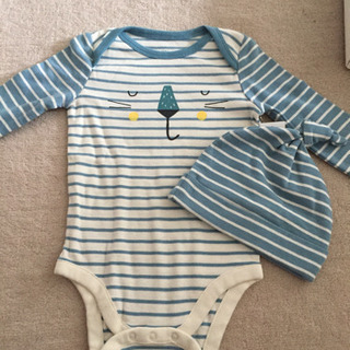70センチ 赤ちゃん パジャマ GAP