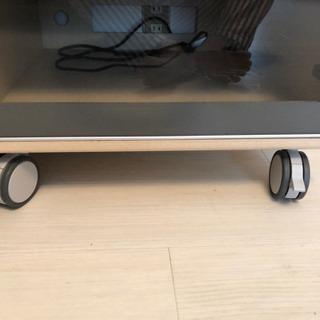 テレビ台とサイドボードの3点セット