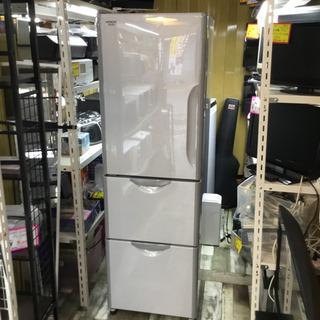 #2526 日立 3ドア冷凍冷蔵庫 R-S30CMVL 2012モデル
