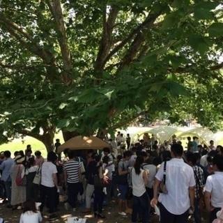 🍖7/21(日)&7/28(日)🌞大阪 BBQ🍖 in 服部緑地公園♩
