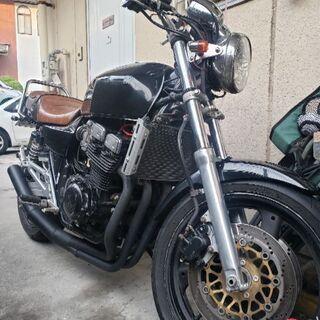 GK79A インパルス 400cc バイク 単車 実働 長崎から