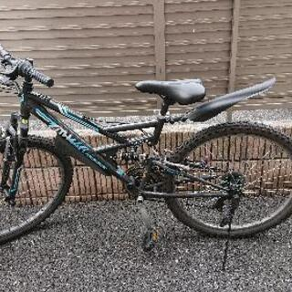 値下げ中…マウンテンバイク ✨美品✨marukin