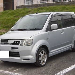 H17 ekスポーツ Rターボ 車検2年8月 純正アルミ HID...