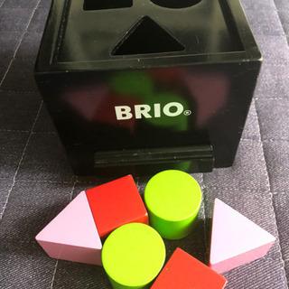 BRIOのおもちゃ