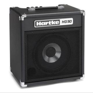 HARTKE ( ハートキー )  HD50 ベース・コンボアンプ