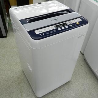 Panasonic 全自動洗濯機 7㎏ 2013年製 ステンレス槽...