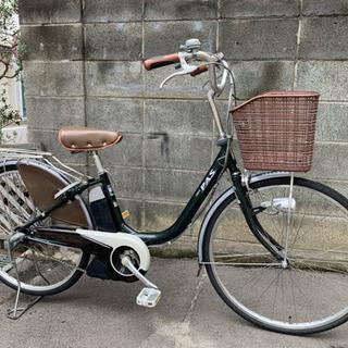 電動自転車 ヤマハPAS 26インチ 深緑  4Ah 電動…