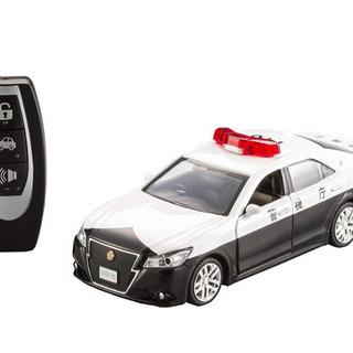 ピピットキー トヨタクラウンパトカー  電池残量あります。
