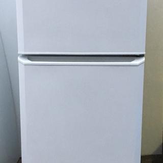 Haier(ハイアール)★冷凍冷蔵庫★JR-N106H★2ドア★ホ...