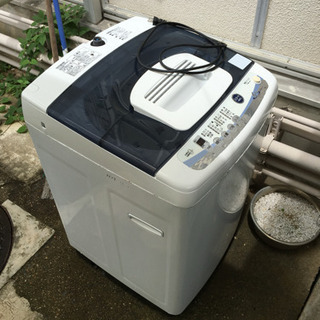 【ジャンク品】洗濯機お譲りします(ミツビシ)