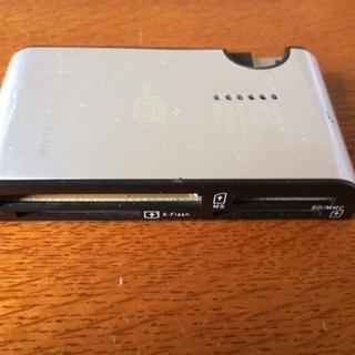 値引しました。カードリーダー ライター USB 2.0