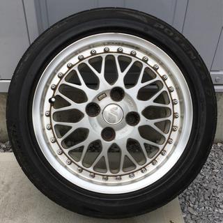 16インチ アルミホイール レイズ ボルクレーシング GTU P...
