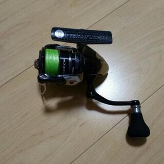 シマノ スピニングリール 12エクスセンスCI4+ C3000HGM