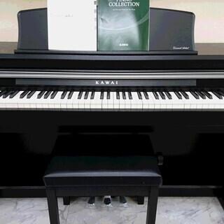 電子ピアノ KAWAI カワイ CA63B 2010製 動作品