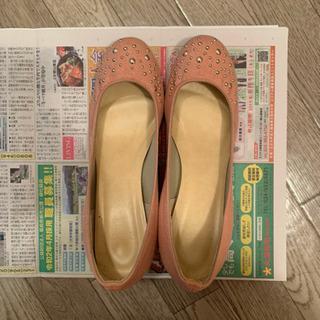 REZOY パンプス ピンク 23.5cm