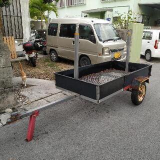 トレーラー リヤカー 引き車