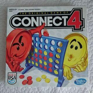 知育玩具 コネクト4